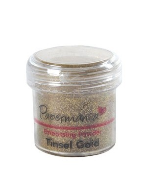 Embossing powder - Tinsel Gold