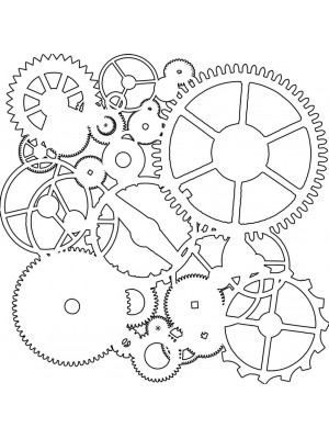 Mini Template Gears
