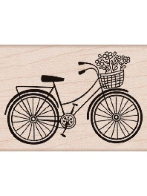 Bicycle Stamp -Hero Arts