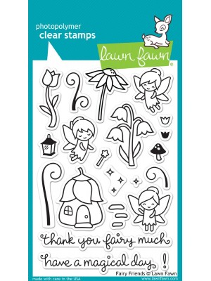 Fairy Friends -Lawn Fawn
