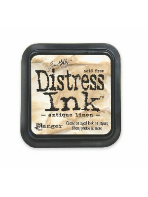 Distress ink pad -Antique Linen