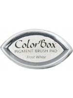 Clearsnap ColorBox Pigment Ink Cat's Eye Frost White