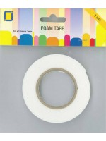 Foam Tape 2 m x 12 mm x 1 mm