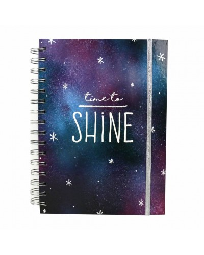 Dovecraft Everyday Planner Time To Shine