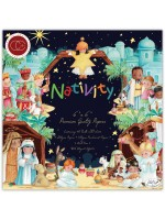Mπλοκ χαρτιών Craft Consortium Nativity 6x6 Inch Paper Pad