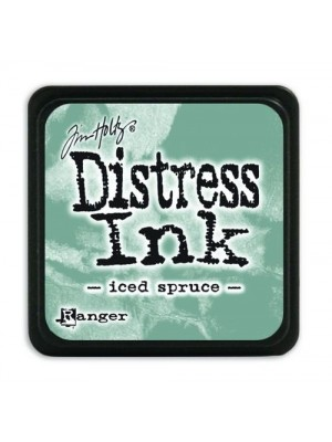 Distress Mini Ink pad -iced spruce