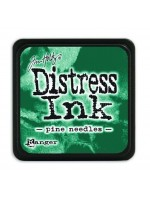 Distress Mini Ink pad -pine needles