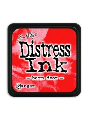 Distress Mini Ink pad - barn door