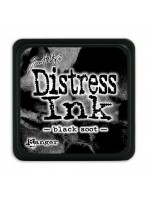 Distress Mini Ink pad -black soot