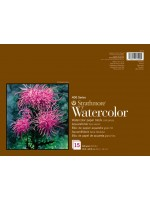 Strathmore Watercolor Paper Block, 300grams. Cold press. 17.8cmx25.4cm.