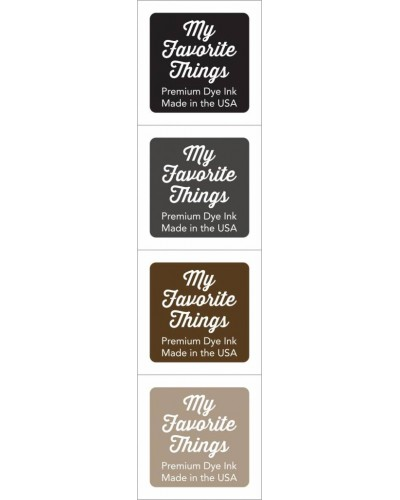 My Favorite Things Premium Dye Ink Cubes - Set 6