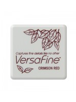VersaFine Small Inkpad-Crimson Red