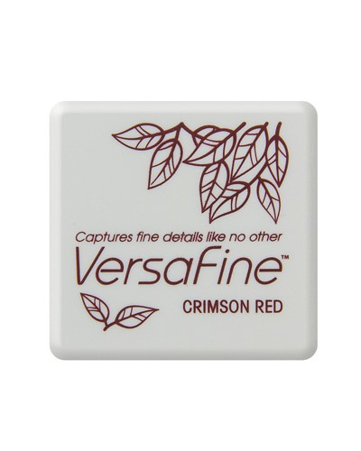 Μελάνι VersaFine Small Inkpad-Crimson Red