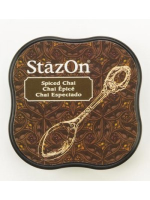 Μελάνι STAZON MIDI Spiced Chai