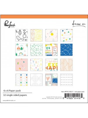 Pinkfresh Studio - Dream on Paper pack 6x6