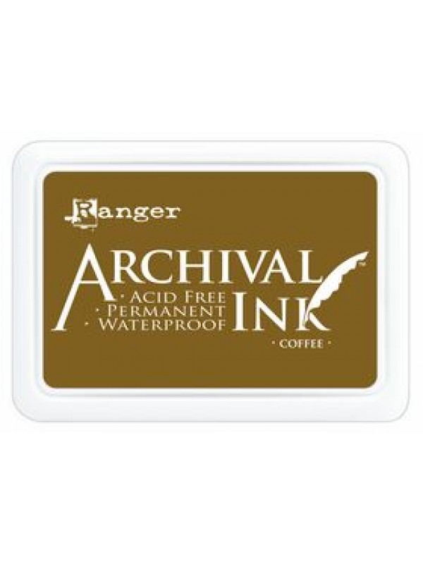 Coffee - Ranger Archival Pad