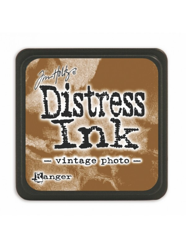 Distress Mini Ink pad -vintage photo