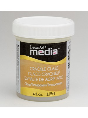 Crackle Paste Clear (Διάφανη)