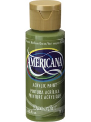 Ακρυλικό χρώμα Americana -Hauser Medium Green