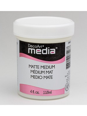 Gel Medium (Matte Medium Clear)