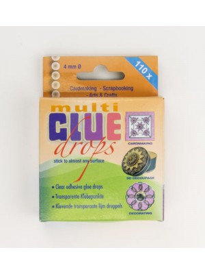 Glue Drops 4mm