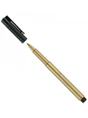 Pitt Artistic Pen-Metallic Gold