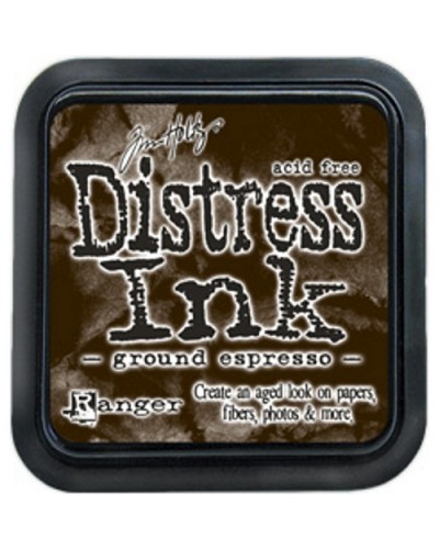 Distress ink pad -Groung Espresso